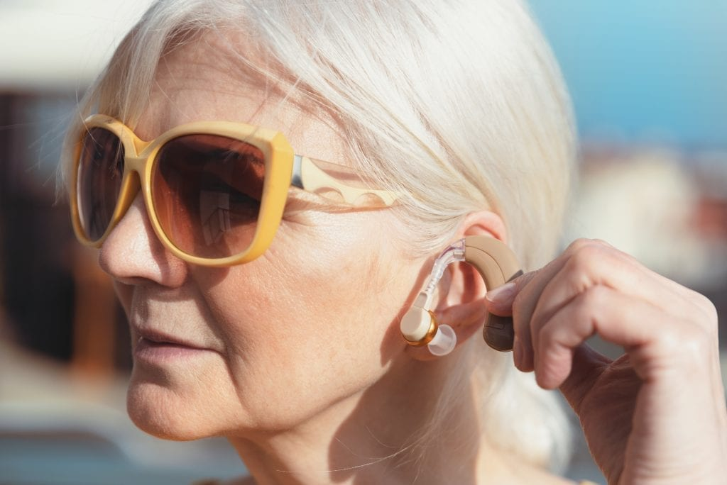 Hearing Aids & Hot Weather   Oliveira Audiology & Hearing Center