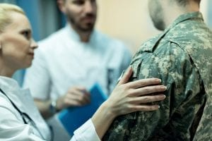 Talking with Vets about Hearing Loss | Oliveira Audiology & Hearing Center