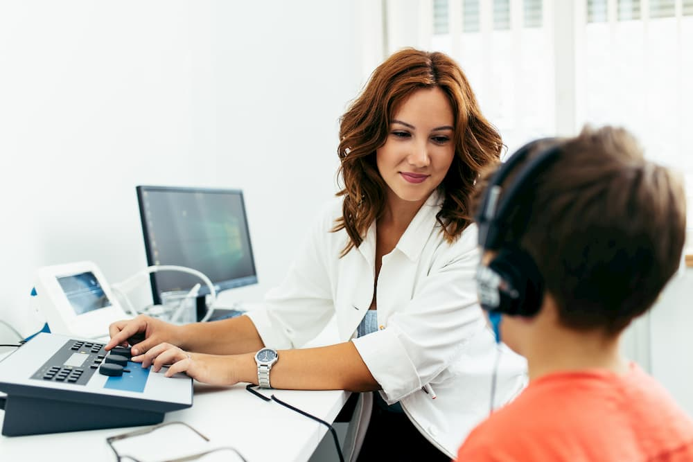 hearing evaluation tests laredo texas